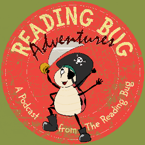 Reading Bug Adventures -  Original Stories with Music for Kids by The Reading Bug