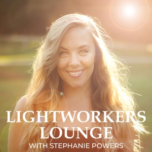 Lightworkers Lounge by Stephanie Powers