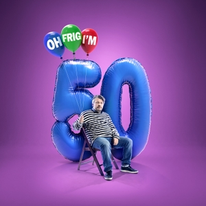 Richard Herring: Oh Frig, I'm 50! by Comedy.co.uk