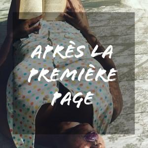 Après La Première Page by Maly Diallo