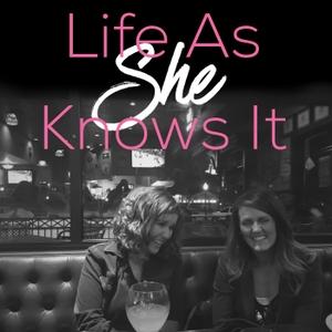 Life As She Knows It by Kimberly Corban and Kirsta Rinehart