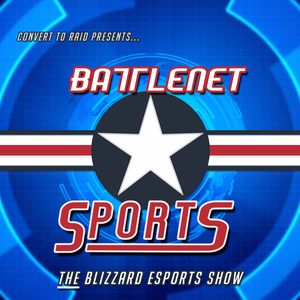 Battlenet Sports: Covering professional esports action from Blizzard games! by Pat Krane