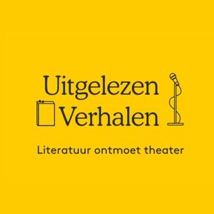 Uitgelezen Verhalen: acteurs lezen de mooiste verhalen voor by Pieter van Scherpenberg