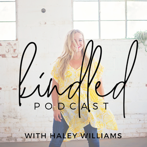 Kindled Podcast   Truth and Grace, Boldly by Haley Williams