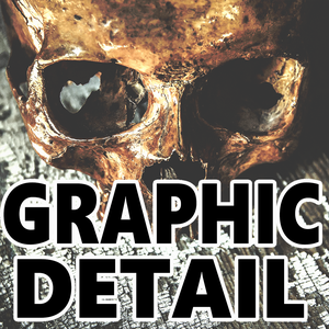 Graphic Detail by Graphic Detail | True Crime