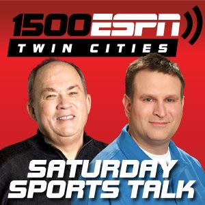 Saturday Sports Talk by 1500 ESPN Twin Cities