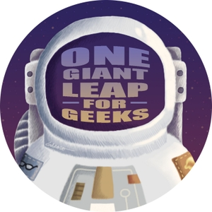 One Giant Leap For Geeks by Mike C Squared And DJ Melly Mel