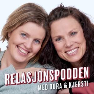 Relasjonspodden med Dora Thorhallsdottir & Kjersti Idem by ADLINK
