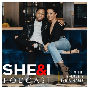 She and I by Barrett and India