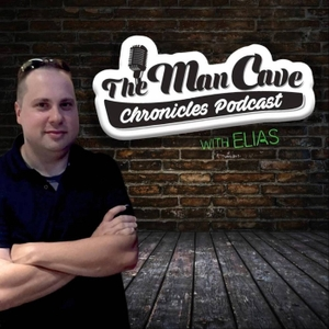 The Man Cave Chronicles by Elias Giannakopoulos