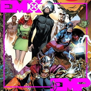 Earth's Mightiest Podcasts by Alex, Bobby, Corwin, Thacher and Viet