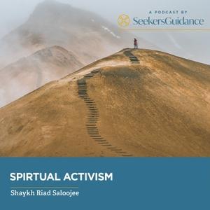 Spiritual Activism with Shaykh Riad Saloojee by seekersguidance.org