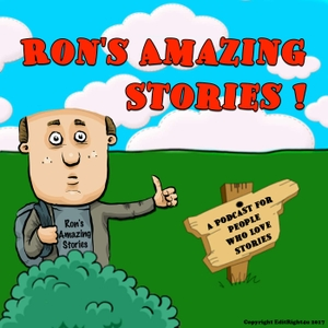 Ron's Amazing Stories by Ronald Hood