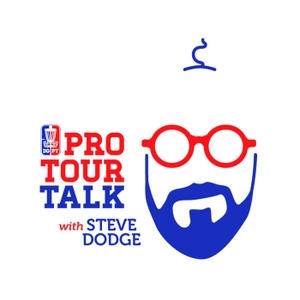 Disc Golf Pro Tour Talk with Steve Dodge by DGPT