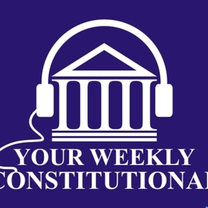 Your Weekly Constitutional by Stewart Harris