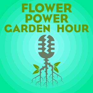 Flower Power Garden Hour by Marlene Simon
