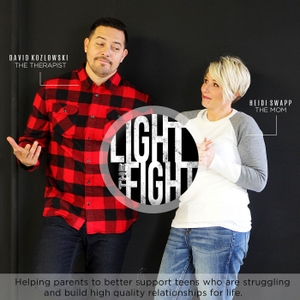 Light The Fight- Parenting Podcast by Elevate Podcasting