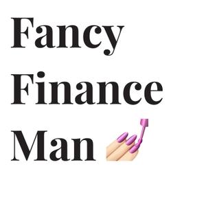 Fancy Finance Man by Caleb Porzio