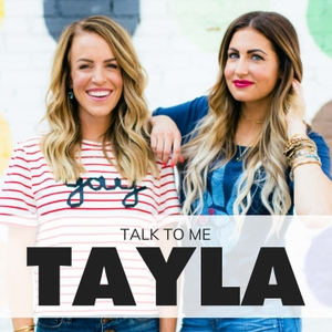 Talk To Me Tayla by Layla Overman and Tara Thueson