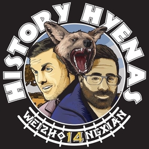 History Hyenas with Chris Distefano and Yannis Pappas by All Things Comedy | Wondery