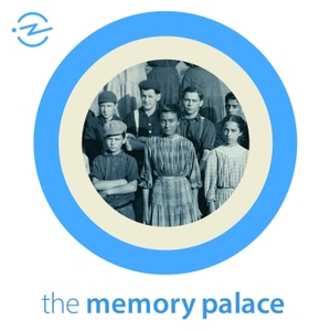the memory palace by Nate DiMeo