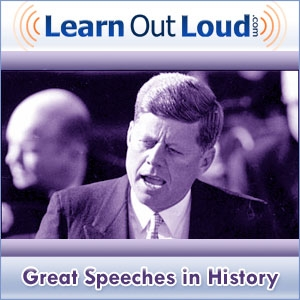 Great Speeches in History by LearnOutLoud.com