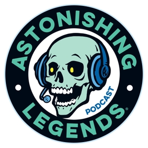 Astonishing Legends by Scott Philbrook & Forrest Burgess