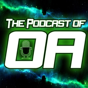 The Podcast of Oa: A Green Lantern Podcast by Myron Rumsey and Bill Giancoli / Phil Bova