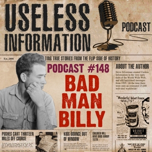 Useless Information Podcast by Recorded History Podcast Network