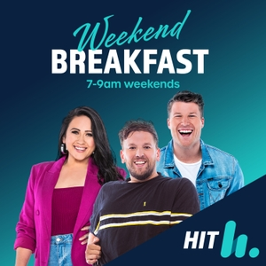 Weekend Breakfast by Weekend Breakfast with Dylan, Tanya & Angus - hit network