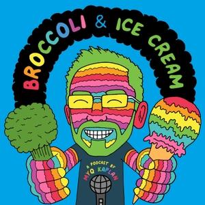 Broccoli and Ice Cream by Myq Kaplan