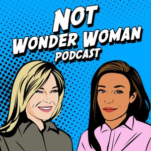 NOT Wonder Woman by Cyran and Mel