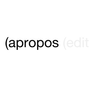Apropos #Clojure by Apropos crew