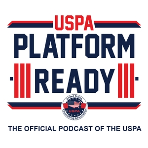 Platform Ready- The official podcast of the USPA by USPA Powerlifting