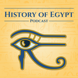 The History of Egypt Podcast by Dominic Perry