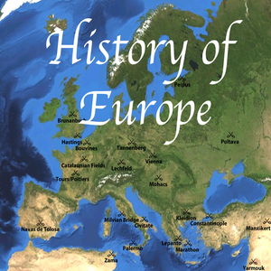 A History of Europe, Key Battles by Carl Rylett