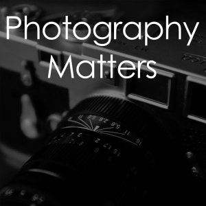 Photography Matters by Ted Vieira