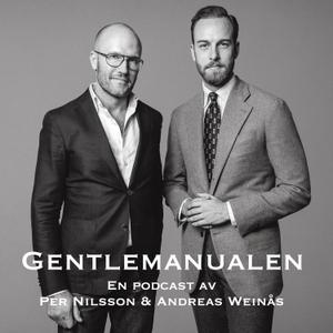 Gentlemanualen by Per Nilsson och Andreas Weinås