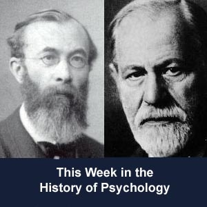 This Week in the History of Psychology by Christopher D. Green