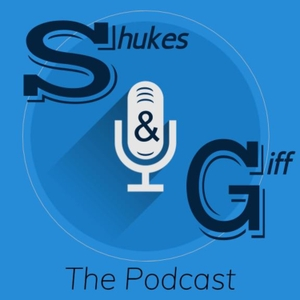 Shukes and Giff The Podcast by Jen Giffen & Kim Pollishuke