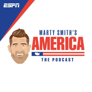 Marty Smith's America The Podcast by ESPN, Marty Smith