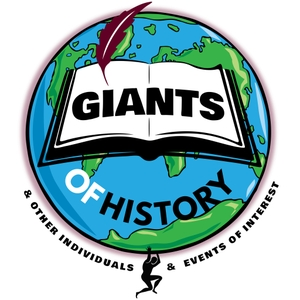 Giants of History by JT Fusco | www.gohistorypodcast.com