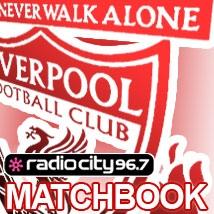 Liverpool FC Matchbooks by Radio City 96.7