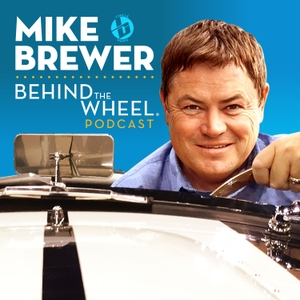 Mike Brewer Behind The Wheel by Circle b Media: Automotive & Lifestyle