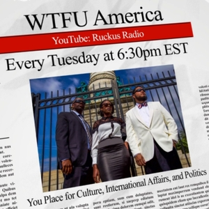 WTFU America with Gzo & Tom Herazo by Tom Herazo & Gzo