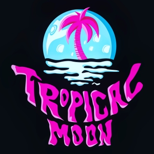 Tropical Moon by Giles Warren