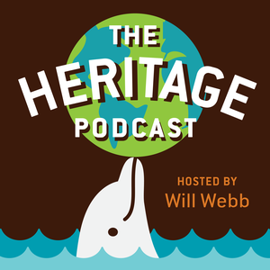 The Heritage Podcast by Will Webb