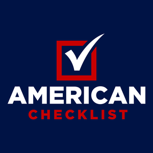 American Checklist™ by Two and Two Broadcasting