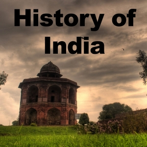 The History of India Podcast by Kit Patrick
