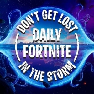 Daily Fortnite by Mikie's Mixed Media